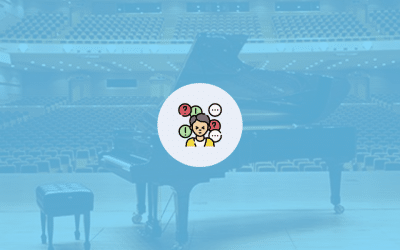 How to Rock Your Piano Performances & Reduce Your Anxiety