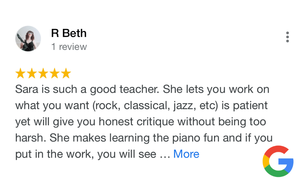 review of chatalbash lessons left on google